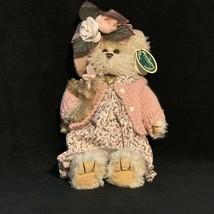 Bearington Collection Daisy And Belle Bear Plush Stuffed Animal Sweater ... - $21.77
