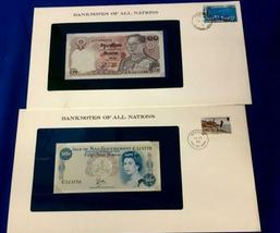 Vintage Franklin Mint - 135 Complete Uncirculated Banknotes of All Nations World image 7