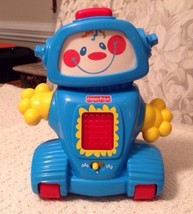 Fisher Price SMARTRONICS ROBOT Educational Toy Lights & Sounds, 71682 - $10.44