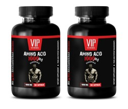muscle soreness recovery - AMINO ACID 1000mg - reverse muscle breakdown ... - $29.88