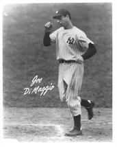 Joe Dimaggio 8X10 Photo New York Yankees Ny Baseball Picture Crossing Home Plate - $3.95