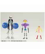 Newborn Casshan Artillery & Surveillance Robot & Kozuki Luna Plastic Model - $69.87