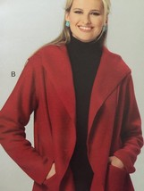 Kwik Sew Sewing Pattern K4141 Misses Ladies Jackets Size XS-XL New - $14.77