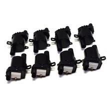 """Chevrolet GMC GM LS LSX LS1 LS2 LS3 LS6 8 Coils & 11"""" 8mm Spark Plug Wires D585 image 2"""