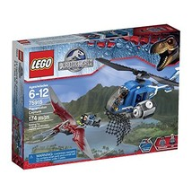 LEGO Jurassic World Pteranodon Capture 75915 Building Kit - $69.29