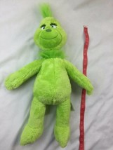Build A Bear BAB Exclusive 2018 Dr Seuss The Grinch Movie With Sound - $84.14