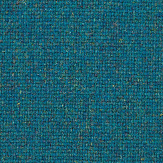 Camira Upholstery Fabric Main Line Flax Stanmore Blue Wool MLF37 7/8th yd DXX