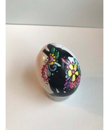 Hand Painted Silhouette Natural Blown Eggs. Easter decor - $5.00