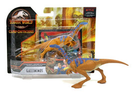 Jurassic World Camp Cretaceous Gallimimus 6in. Figure New in Package - $19.88