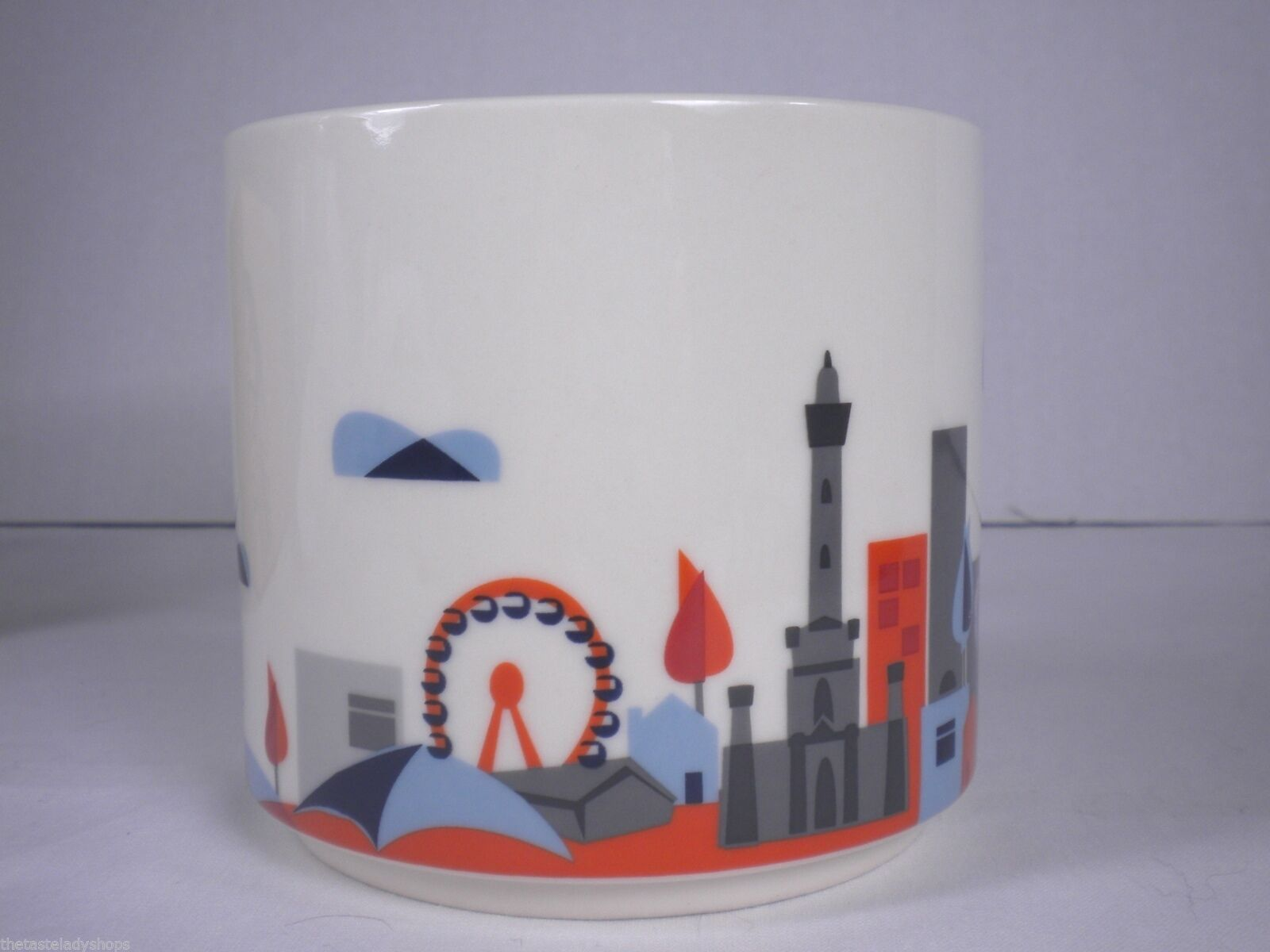 Starbucks Chicago You Are Here Collection Mug Cup NEW in Box Skyline, L Train image 3