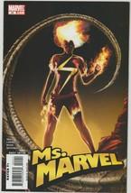 Ms. Marvel #24 VF/NM- 2008 Comics Binary Cover Greg Horn Ms Movie Avenge... - $3.95