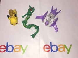 Pokemon Toy Figure Bundle #1 Boys Girls 5+ (cz2) Usa Seller Action Figur... - $21.78