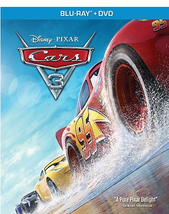 Disney Pixar Cars 3 [Blu-ray+DVD] (2017)
