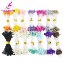Lucia crafts Multicolor double tips 1mm pearl 1260pcs/lot - $13.95