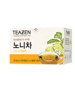 Teazen Noni Tea 1g x 20 Tea Bags x 10 roasted taste aroma Korea Food  - $83.66