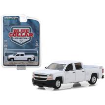 2018 Chevrolet Silverado 1500 Pickup Truck White Blue Collar Collection ... - $13.71