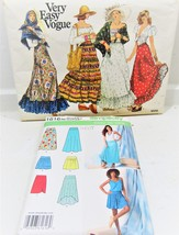 Two Patterns Long Modest Skirts - $11.11