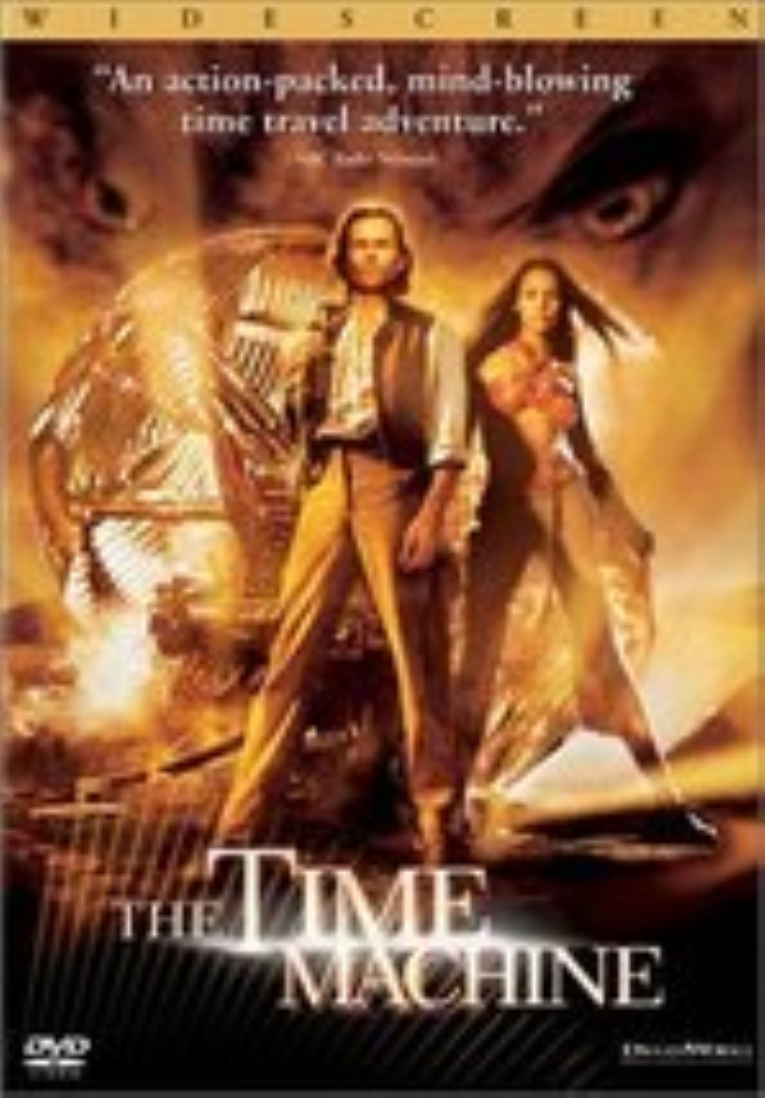 The Time Machine Dvd