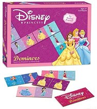USAOPOLY Disney Princess Dominoes Snow White Ariel Belle + More! - $14.99