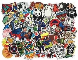 Car Stickers [104 Pcs] , SHENGDELONG Laptop Stickers Waterproof Vinyl St... - $17.82