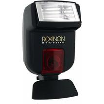Rokinon Digital Cobra Type Flash, Guide Number 22 - For Pentax - $61.22