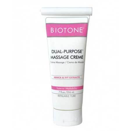 Biotone Dual Purpose Massage Creme  7oz