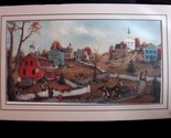 """Linda Nelson Stocks Hand Signed and Numbered Limited Edition Print: """"Autumn Boun - $519.20"""