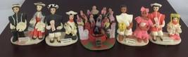 Ecuador Mini Decor Figurines - $19.80