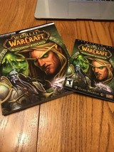 World Of Warcraft The Burning Crosade Blizzard Instructions Only Ships N... - $17.80