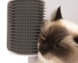 Pet Cat Self Groomer Grooming Tool Hair Removal Brush Comb Cats Massage Device