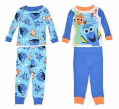 Disney Boys' Finding Dory 4-Piece Cotton Pajama Set - $19.95
