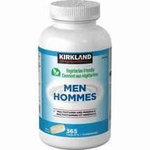 Kirkland Signature MEN Multivitamin,365 Tablets FRESH FROM CANADA - $28.70