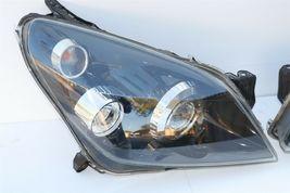 08-09 Saturn Astra Headlight Head Light Lamps SET L&R =>POLISHED image 3
