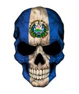 El Salvador Skull Vinyl Sticker/Decal Car Window Wall Multiple Sizes - €0,90 EUR+