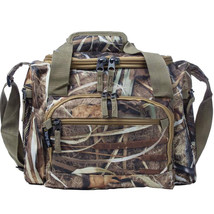 """13"""" Rugged 600D Polyester Cooler Bag JX Swamper Camo Lunch Box Picnic Tote - $24.98"""