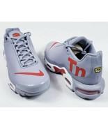 Nike Air Max Plus TN Mercurial Wolf Grey Red AQ1088-001 Mens Size 13 $150 - $94.05