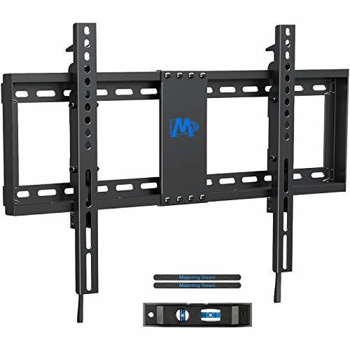 Mounting Dream TV Wall Mount TV Bracket with Leveling Design for 37-70 inch TVs,