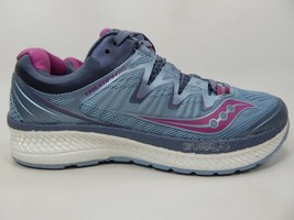 Saucony Triumph ISO 4 Size US 7 M (B) EU 38 Women's Running Shoes Gray S10413-1