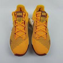 adidas Mens Pro Bounce 2018 Low ASU Basketball Shoe NCAA B41866 Size 9 image 4