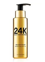 SALLY HERSHBERGER 24K Golden Touch Nourishing Dry Oil - Heat Protector for Hair