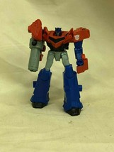 Fast Food Toy McDonald's Transformers Optimus Prime 2016 - $0.98