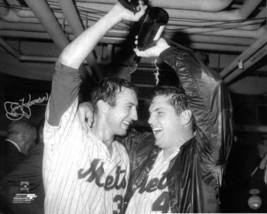 Jerry Koosman signed New York Mets B&W 16x20 Photo (1969 World Series ch... - $52.95