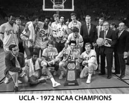 1972 Ucla Bruins 8X10 Team Photo Ncaa Basketball Champs - $3.95