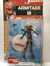 """VINTAGE Anime """"Naomi Armitage"""", Armitage III, Action Figure McFarlane 2000, NIB - $15.00"""