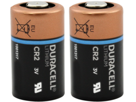 Duracell CR2 Photo Battery- 2 pack - $8.99