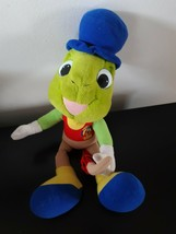 "Vintage Disney Jiminy Cricket Plush Official Conscience 15"" Long Pinocch... - $12.14"