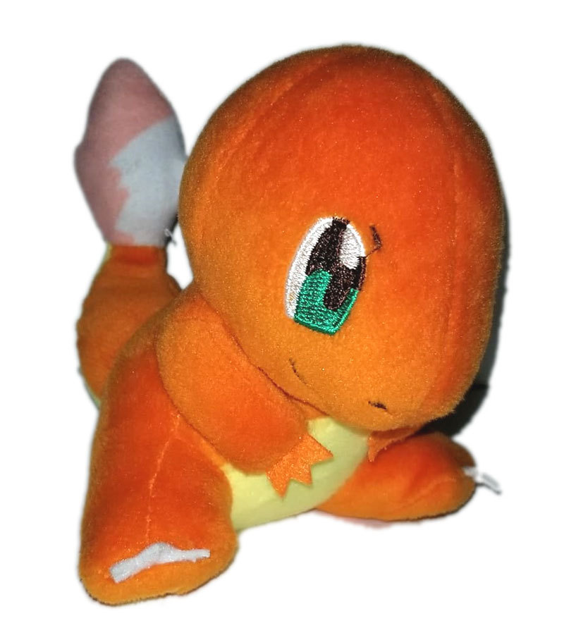 "Pokemon ""Chibi Charmander"" Pokemon Center Anime UFO Catcher / Plush * Nintendo"