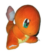 "Pokemon ""Chibi Charmander"" Pokemon Center Anime UFO Catcher / Plush * Ni... - $9.88"