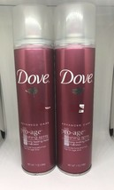 (2) Dove Pro-Age Finishing Spray For Long Lasting Hold & Fullness 7oz Each - $19.99