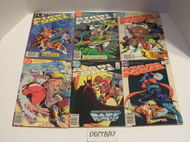 DC Comics Atari Force Comic Lot Issues #1-6 1984 Gerry Conway - £8.96 GBP